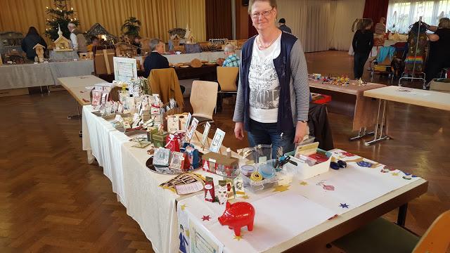 4. Advent auf dem Weihnachtsmarkt in Enzklösterle